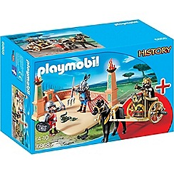 Playmobil - Sports & Action Gladiator Arena StarterSet - 6868
