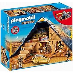 Playmobil - History Pharoah's Pyramid - 5386