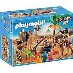 Playmobil - History Tomb Raiders' Camp - 5387