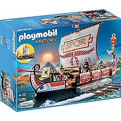 Playmobil - History Roman Warriors' Ship - 5390