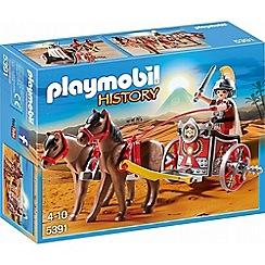 Playmobil - History Roman Chariot - 5391