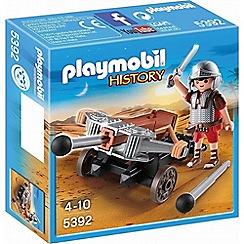 Playmobil - History Legionnaire with Ballista - 5392