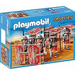 Playmobil - History Roman Troop - 5393