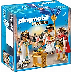 Playmobil - History Caesar and Cleopatra - 5394