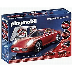 Playmobil - Sports & Action Porsche 911 Carrera S - 3911