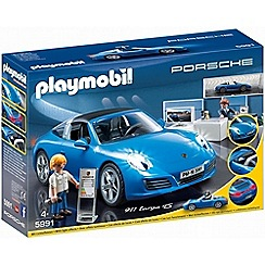 Playmobil - Sports & Action Porsche 911 Targa 4S - 5991