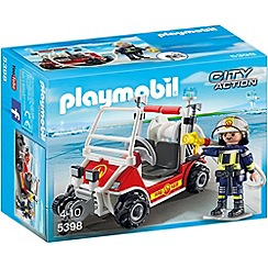 Playmobil - City Action Fire Quad - 5398