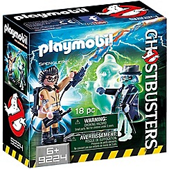 Playmobil - Ghostbuster with Ghost - 9224
