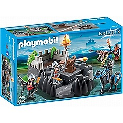 Playmobil - Knights Dragon Knights Fort - 6627