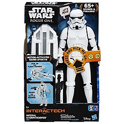 Star Wars - Interactech Imperial Stormtrooper Figure