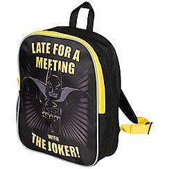 LEGO - The Batman Movie Backpack