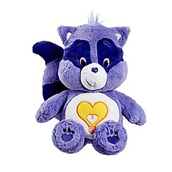 Early Learning Centre - Medium Plush with DVD Bright Heart Raccoon