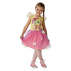 My Little Pony - Flutter shy Deluxe Costume - Medium