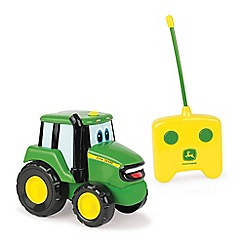 Tomy - Remote Controlled Johnny Tractor