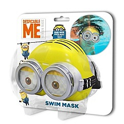Despicable Me - Despicable Me Minion Swim Mask