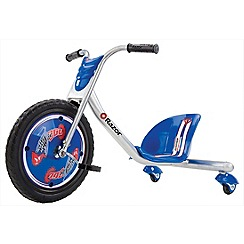 Re:creation - Razor RipRider 360 Caster Trike Blue