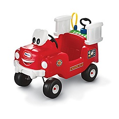 Little Tikes - Red Spray & Rescue Fire Truck