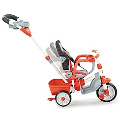 Little Tikes - Red 5-in-1 Ride & Relax Trike