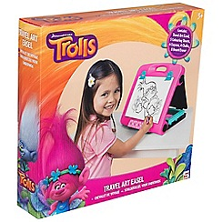 Trolls - Travel Art Easel