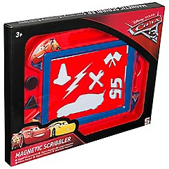 Disney Cars - 3 Magnetic Scribbler