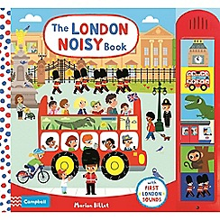 MacMillan books - The London Noisy Book