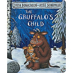 MacMillan books - The Gruffalo's Child Book