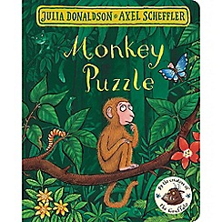 MacMillan books - Monkey Puzzle Book