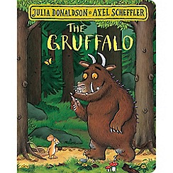 MacMillan books - The Gruffalo Book