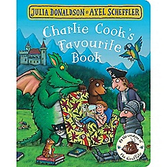 MacMillan books - Charlie Cook's Favourite Book