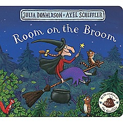 MacMillan books - Room on the Broom Book