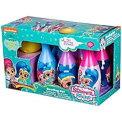Shimmer N Shine - Bowling Set