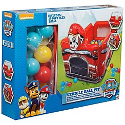 Paw Patrol - Ball Pit with 20 Balls