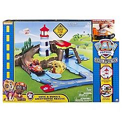 Spin Master - Paw Patrol Zuma's Lighthouse Rescue Track Set