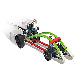 K'Nex - Rocket Car Building Set