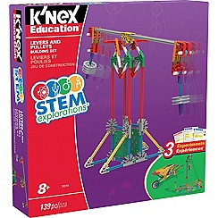 K'Nex - Stem Explorations Pulleys Building Set