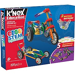 K'Nex - Stem Explorations Vehicles Building Set