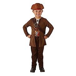 Pirates of the Caribbean - Child Classic Jack Sparrow Costume - Large