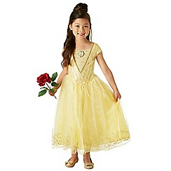 Disney Beauty and the Beast - Belle Deluxe Costume - Medium
