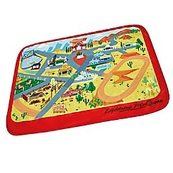 Disney Cars - Disney cars feature tent