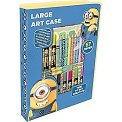 Despicable Me - Carry along art case