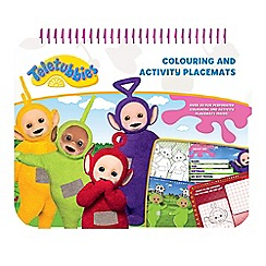 Teletubbies - Activity placemat book