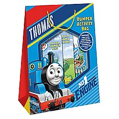 Thomas & Friends - Carry bag with activity lines