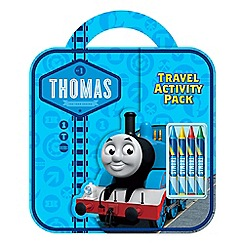 Thomas & Friends - Activity set with crayons