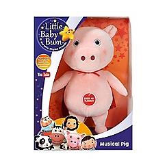 Inspiration Works - Little Baby Bum Musical Pig