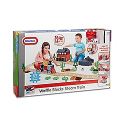 Little Tikes - Waffle Blocks Steam Train