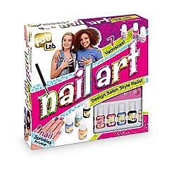 Interplay - Nail art
