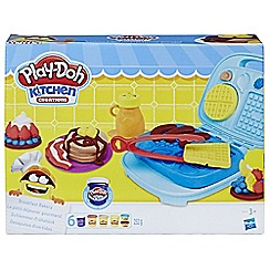 Play-Doh - Kitchen Creations Breakfast Bakery Set