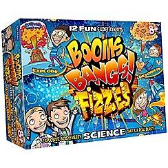 John Adams - Booms Bangs Fizzes