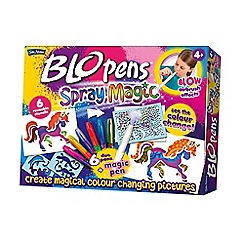 John Adams - BLO Pens Spray Magic