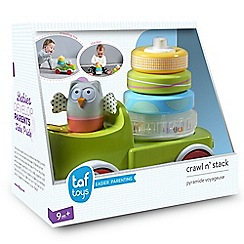 Halilit - Nursery Toy - Crawl n Stack